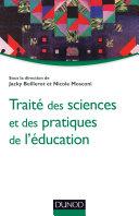 Pdf Traité des sciences et des pratiques de l'éducation Telecharger