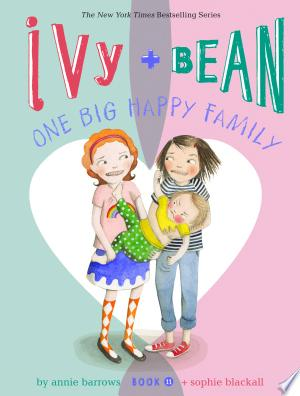Ivy+and+Bean+One+Big+Happy+FamilyAnnie Barrows' bestselling chapter book series, Ivy & Bean, is a classroom favorite and has been keeping kids laughing–—and reading—for more than a decade! With more than 5 million copies in print, Ivy & Bean return with a brand-new book for a new generation! Ivy & Bean are back . . . and they are funnier than ever! Ivy's worried. She's read a lot of books about only children, so she knows that they are sometimes spoiled rotten. They don't share their toys. They never do any work. They scream and cry when they don't get their way. Spoiler alert! Ivy doesn't have any brothers or sisters. That's why she's worried. How can she keep from getting spoiled? She could give away all her clothes, but she'd probably get in trouble. She could give away all her toys, but she likes her toys. There's really only one solution: she needs a baby sister, on the double! Luckily, Ivy and Bean know just where to get one.