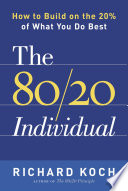 The 80 20 Individual