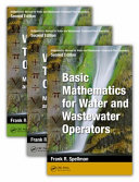 Mathematics Manual for Water and Wastewater Treatment Plant Operators  Second Edition   Three Volume Set Book