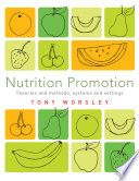 Nutrition Promotion Book