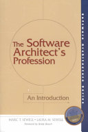 The Software Architect s Profession