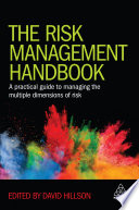 The Risk Management Handbook