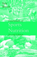 Essentials of Sports Nutrition