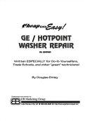 GE Hotpoint Washer Repair Book PDF