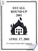Recall Round Up 2001