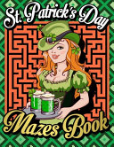 St  Patrick s Day Mazes Book