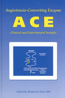 Angiotensin Converting Enzyme  Ace  Book