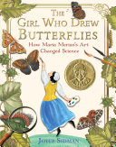 The Girl Who Drew Butterflies Book