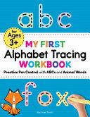 My First Alphabet Tracing Workbook