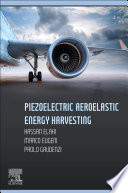 Piezoelectric Aeroelastic Energy Harvesting