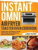 Instant Omni Air Fryer Toaster Oven Cookbook Pdf/ePub eBook