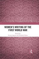 Women's Writing of the First World War
