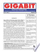 Gigabit ATM Monthly Newsletter 08 10