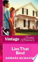 Lies That Bind  Mills   Boon Vintage Superromance   The House on Poppin Hill  Book 2