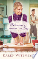 More Than Words Can Say  A Patchwork Family Novel Book  2