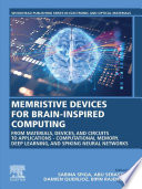 Memristive Devices for Brain Inspired Computing