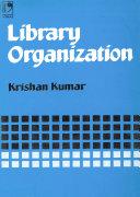 Library Organization [Pdf/ePub] eBook
