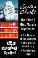 Miss Marple Bundle [Pdf/ePub] eBook