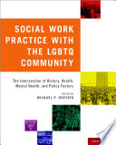Social Work Practice with the LGBTQ Community Book