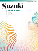 Suzuki Guitar School   Volume 5