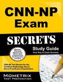 Cnn-np Exam Secrets Study Guide