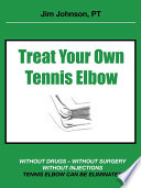 Treat Your Own Tennis Elbow Book