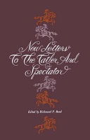 New Letters to the Tatler and Spectator Pdf/ePub eBook