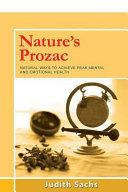 Nature s Prozac
