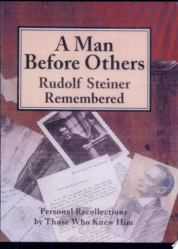 A Man Before Others