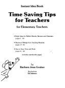 Time Saving Tips For Teachers