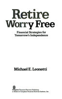 Retire Worry Free Book