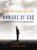 Rumors of God Participant's Guide Pdf/ePub eBook