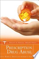 Prescription Drug Abuse Book