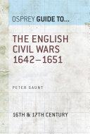 The English Civil Wars 1642   1651