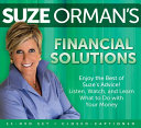 Suze Orman s Financial Solutions