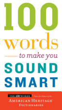 Pdf 100 Words To Make You Sound Smart