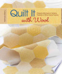 Quilt it with Wool Book