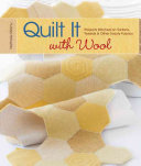 Pdf Quilt it with Wool