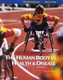 The Human Body in Health   Disease Book