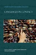 Languages in Contact [Pdf/ePub] eBook
