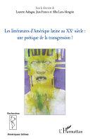 Les littératures d'Amérique latine au XXe siècle :