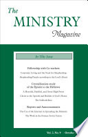 The Ministry Of The Word Vol 2 No 9