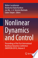 Nonlinear Dynamics and Control Book