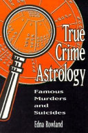 True Crime Astrology