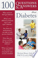 100 Questions Answers About Diabetes