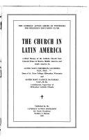 The Church in Latin America Book PDF