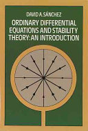 Ordinary Differential Equations and Stability Theory