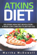 Atkins Diet Book