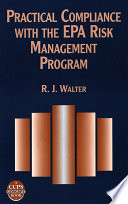 Practical Compliance with the EPA Risk Management Program Book